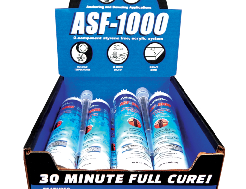 New ASF-1000 Counter Display Box