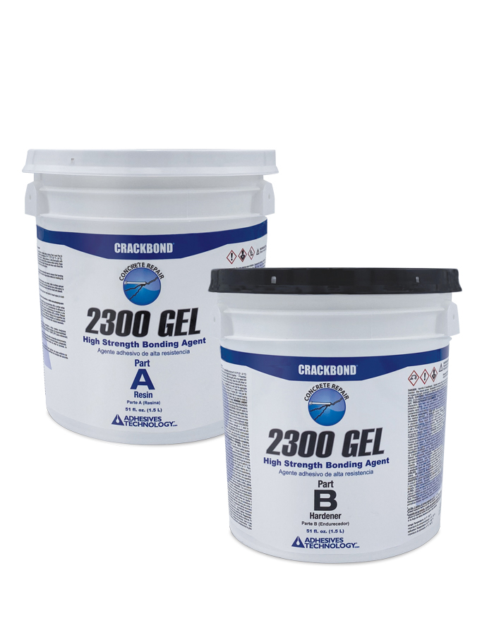 Crackbond 2300 Gel Bonding Agent