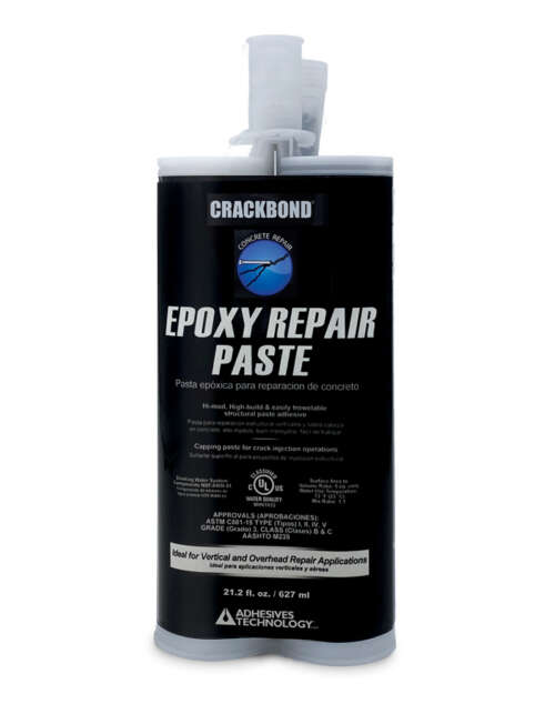 CRACKBOND EPOXY REPAIR PASTE