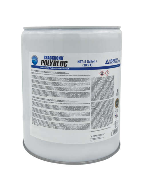 Crackbond Polyflex 5 Gallon
