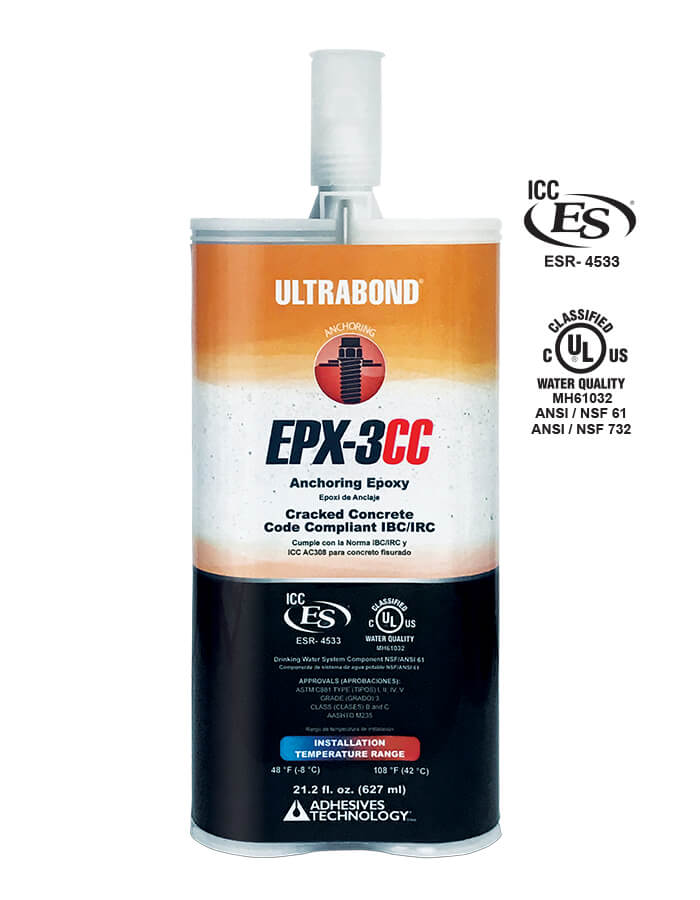 ULTRABOND EPX-3CC