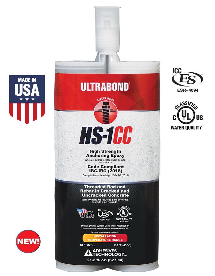 ULTRABOND HS-1CC