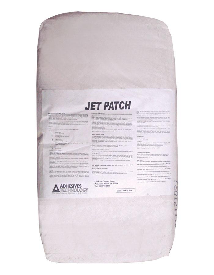 hard rock jet patch