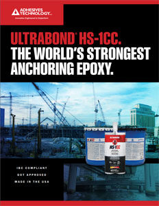 ULTRABOND HS-1CC Flyer