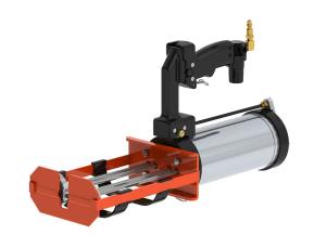 53 oz. pneumatic dispensing tool