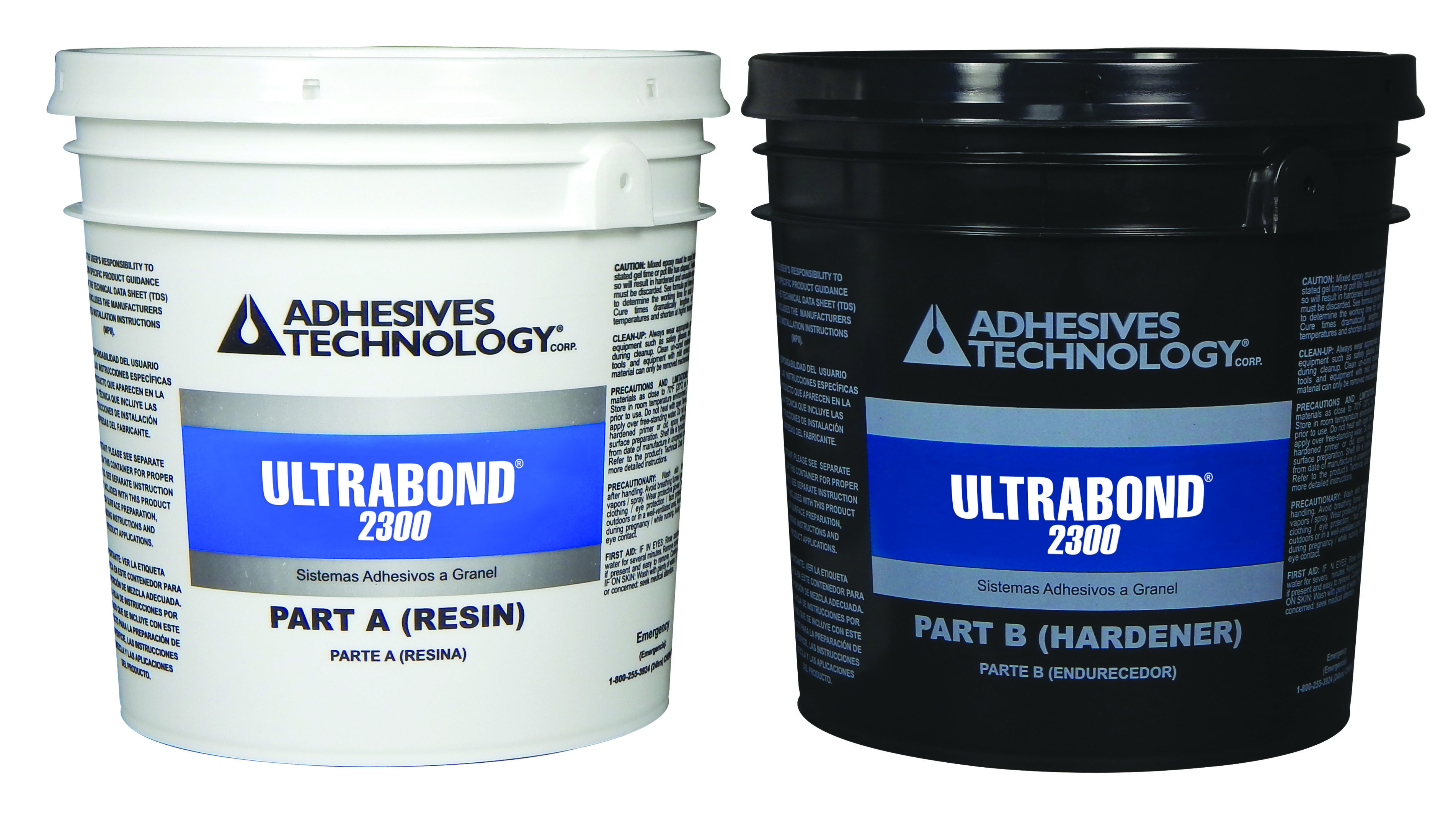 Ultrabond 2300 2 D Bulk Adhesives